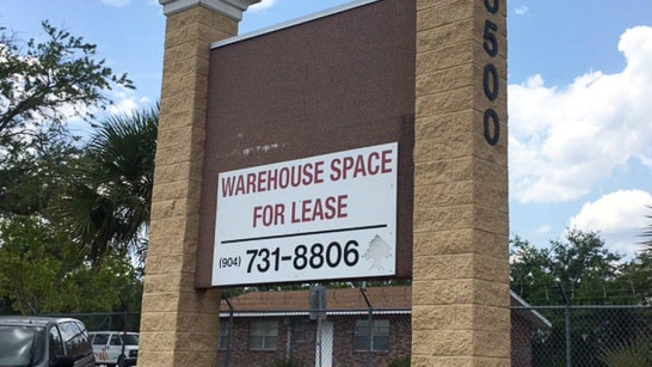 Philips Hwy Warehouse - 5-12-16 Pylon Sign-2